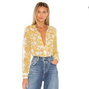 Tops - patterned bodysuit